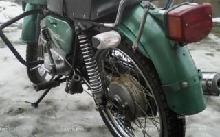 Мотоцикл Минск в брестской области