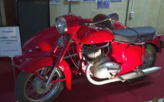 Мотоциклы Ява чехословакия