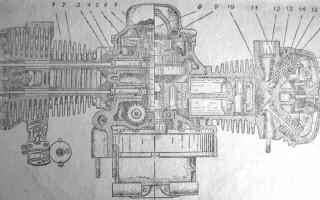Настройка клапанов на Мотоцикле Урал