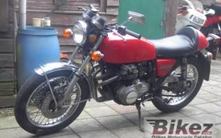 Honda CB 400 ремонт