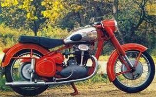 Советские Мотоциклы Ява