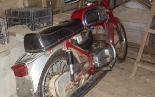 Мотоциклы Ява смоленск