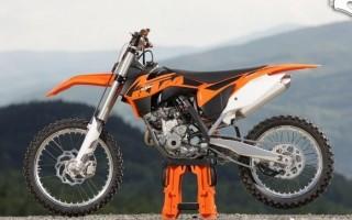 Кроссовый Мотоцикл 250 кубов