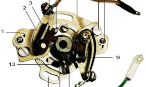Схема подключения замка иж юпитер 5