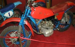 Мотоцикл Урал кросс
