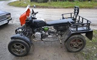 Сайт квадроциклов