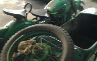 Зажигание с машины на мотоцикл иж планета