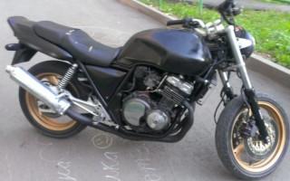 вилка Honda CB 400