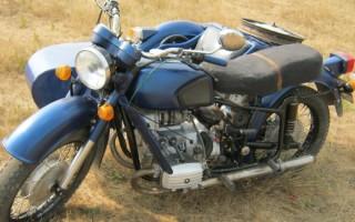 Мотоциклы днепр в москве