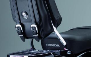 сиденье Honda Shadow