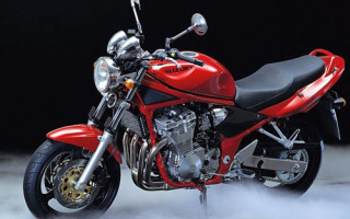 SUZUKI GSF 600 Bandit, описание модели