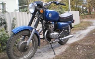 Что можно сделать из мотоцикла иж