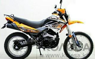 Мотоцикл стелс 250 Эндуро