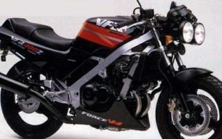 разборка Honda VFR 400 nc21
