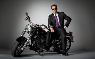 Harley Davidson терминатор