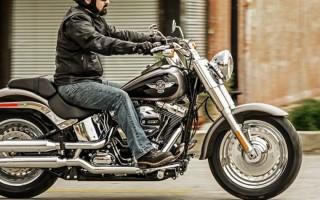 Harley Davidson fatboy характеристики