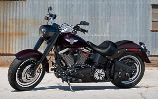 Harley Davidson fatboy технические характеристики
