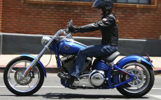 Harley Davidson fxcwc softail rocker c