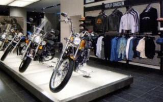 Harley Davidson олимпийский