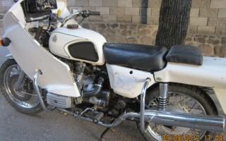 Заводские цвета Мотоцикла днепр