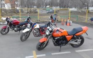 Вождение Мотоцикла Минск