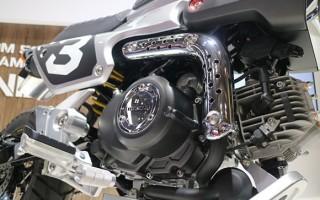 Новинки мотоциклов хонда
