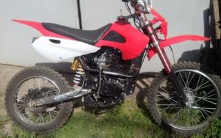 125 куб Мотоцикл Эндуро китай