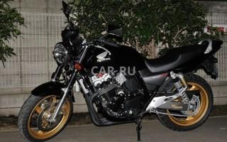 Honda CB 400 super four технические характеристики