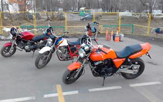 Езда на Мотоцикле Минск