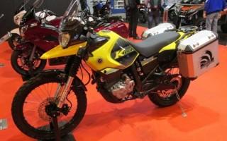 Мотоциклы Эндуро китайского производства