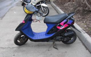 Скутер Хонда дио af 27