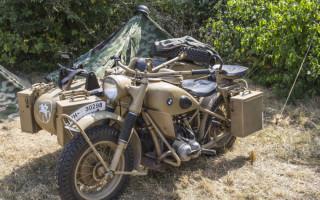 Мотоцикл БМВ р 75