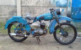 Почему троит Мотоцикл Минск
