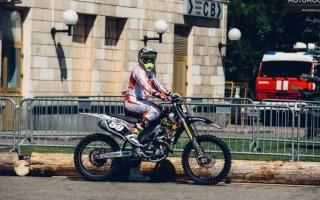 Кроссовый Мотоцикл можно ли ездить по городу