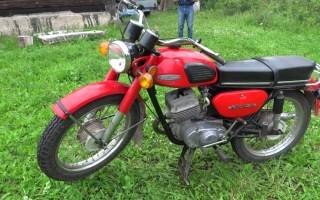 Мотоцикл Минск 3 115