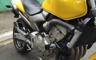 Honda CB 600 редуктор