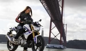 Мотоцикл BMW g 310