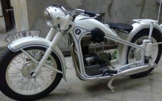 Мотоцикл BMW r 35