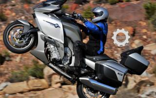 Мотоцикл BMW 1600