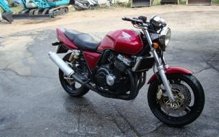 мотоцикл Хонда CB 400