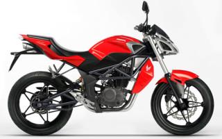 Спортивный мотоцикл иж