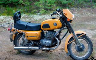 Мотоцикл восход 3 м характеристика