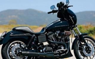 Harley Davidson super glide t sport