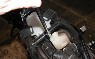 Honda Shadow инжектор