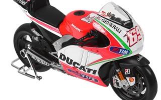 Модели Мотоциклов ducati