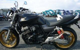 Honda CB 400 sf vtec