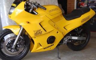 Suzuki across gsx 250