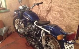 Мотоцикл Урал авто ру