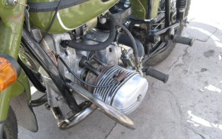 Бензин для Мотоцикла Урал