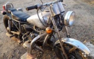 Мотоцикл Урал москва